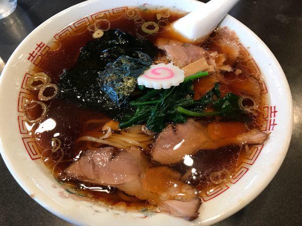 「青島ラーメン  800円」@青島食堂 曲新町店の写真