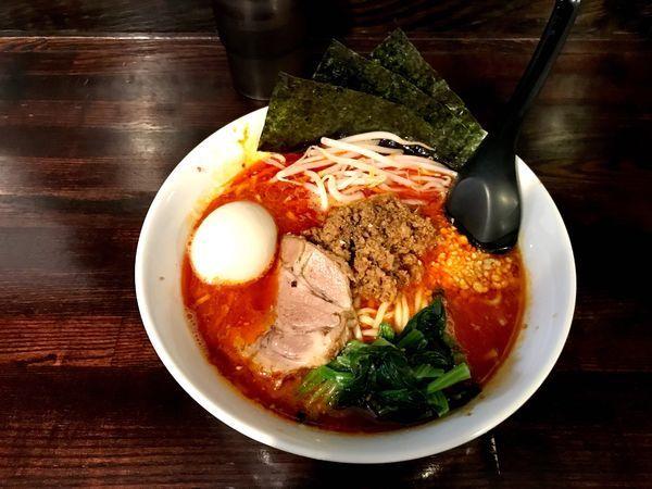 「特製担々麺」@ほうきぼし+の写真