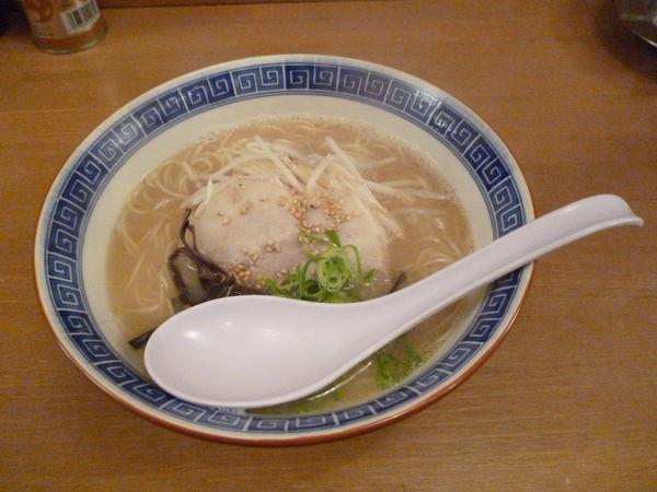 「とんこつラーメン」@さかえの写真