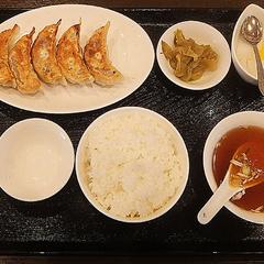 中華料理 広東餃子の写真