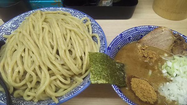 「つけ麺 大 (三田盛り)」@つけ麺専門店 三田製麺所 池袋西口店の写真