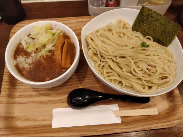 「極濃厚つけ麺 盛り¥780」@麺屋 冽 -RETSU- 上尾店の写真