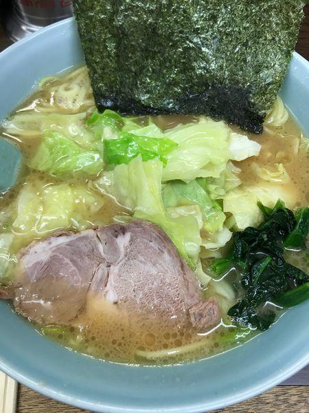 「キャベツラーメン(中盛)」@とんぱた亭 片倉町店の写真