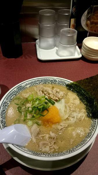 「熟成醤油肉そば(肉W)」@丸源ラーメン 東久留米店の写真