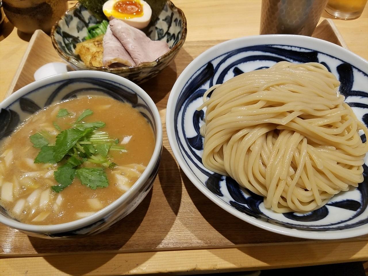 【有楽町】つけ麺を味わうならココ4選!濃厚な魚介豚骨つけ麺に酒粕香る個性豊かなスープも