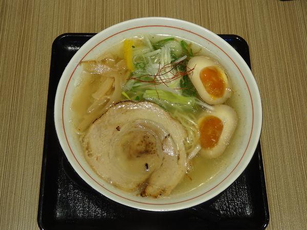 「塩味玉」@麺処 森元 松井山手店の写真