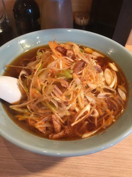 「ネギチャーシュー麺」@らーめん 田丸の写真