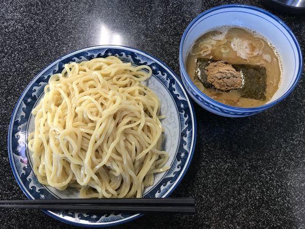 「つけ麺(麺大盛り)」@縁者の写真
