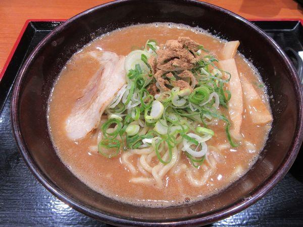 「濃厚豚骨味噌(850円)」@麺屋 正元 つくば南店の写真