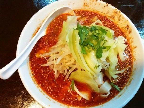 「麻辣麺」@亀戸刀削麺の写真