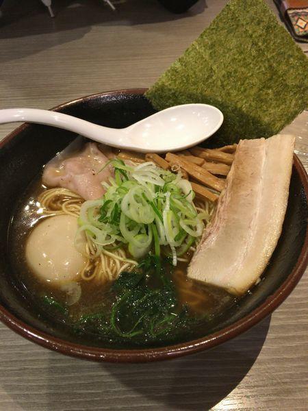 「中華そば」@麺処湊生の写真