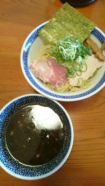 「つけ麺  700円(クーポン)」@鶏だしらーめん蒼生の写真