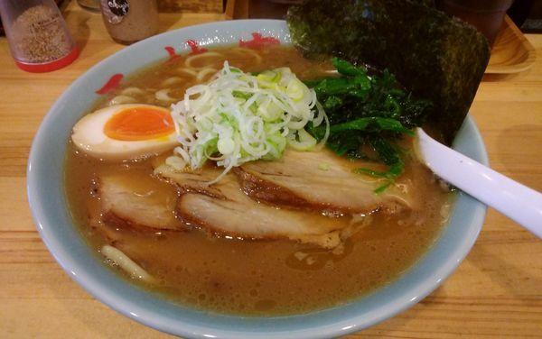 「チャーシュー麺・並」@横浜家系 西村家の写真