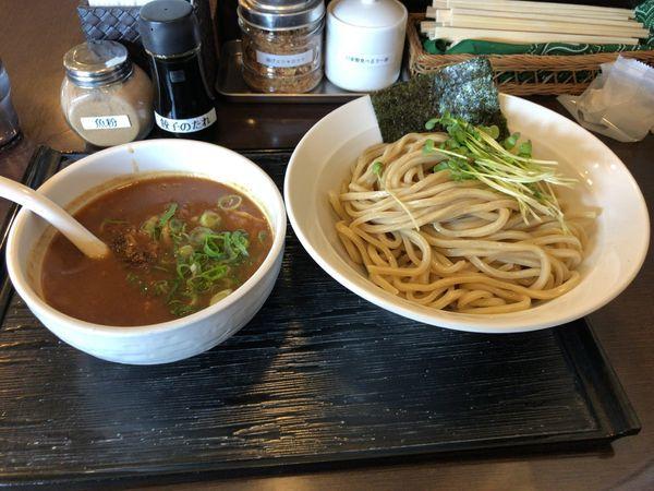 「つけ麺 特盛 ¥980」@麺屋 六弦の写真