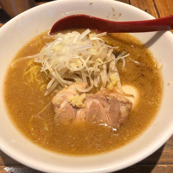 「味噌ラーメン〜札幌風〜」@麺屋 翔 本店の写真