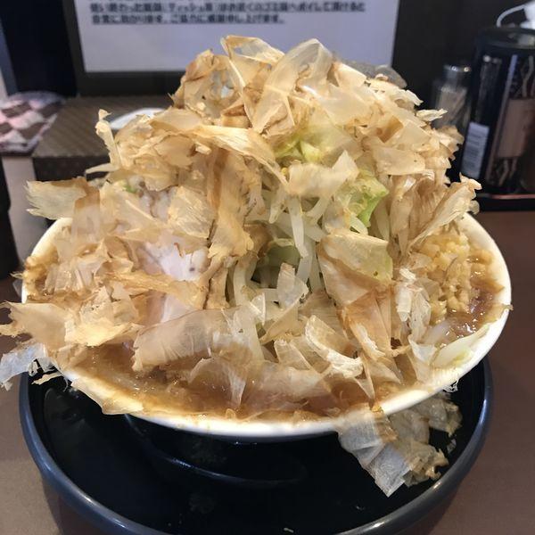 「節麺(¥790)」@麺屋㐂龍の写真
