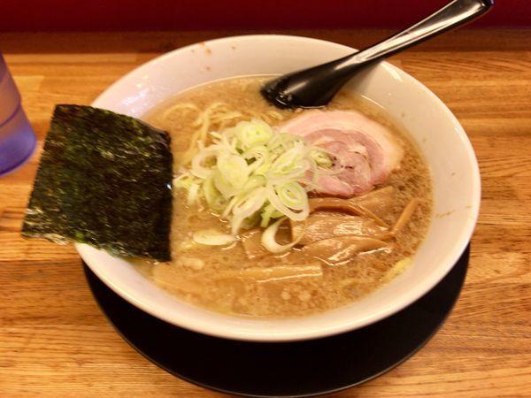 「正油ラーメン」@麺屋てんきの写真