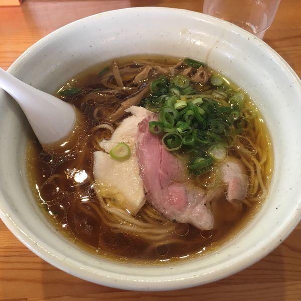 「鶏淡麗ら~めん(しょうゆ味)」@麺堂HOMEの写真