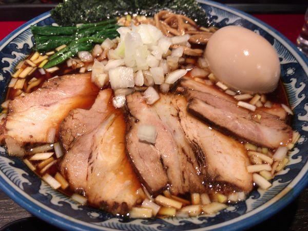 「煮玉子入り溜まり醤油そば800円+税金」@麺屋 むろかわの写真