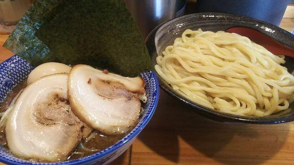 「特製つけ麺¥880+中盛¥50」@麺屋くぼたの写真