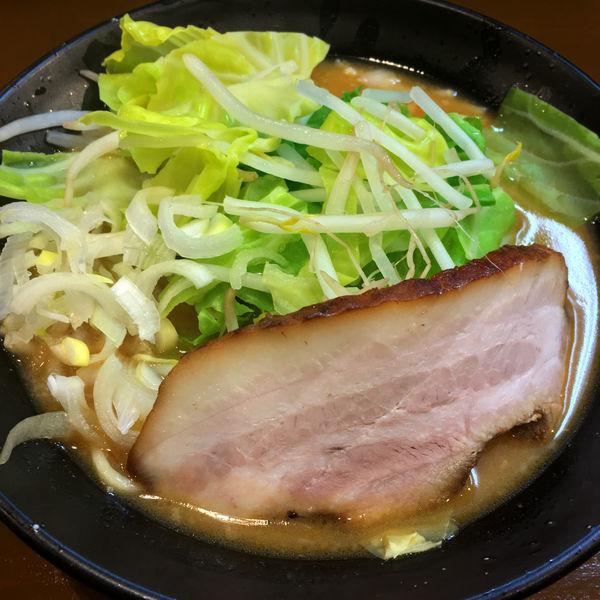 「味噌ラーメン 800円」@麺匠 暁の写真