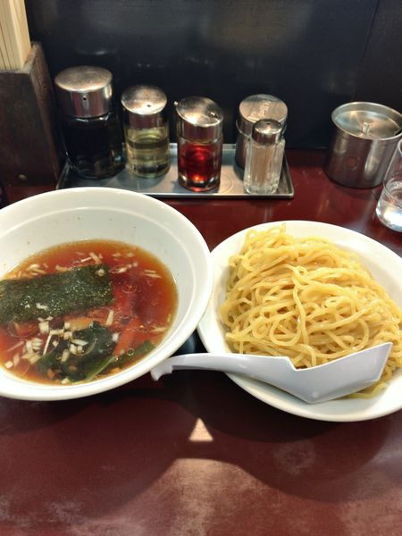 「91 SLつけめん」@SLつけ麺 木更津店の写真