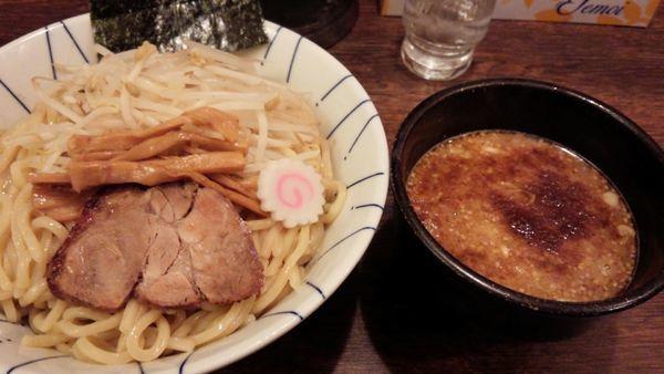 「味噌つけ麺」@麺恋処 き楽の写真