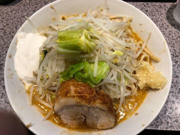 「宮郎式味噌ラーメン」@ラーメン宮郎の写真
