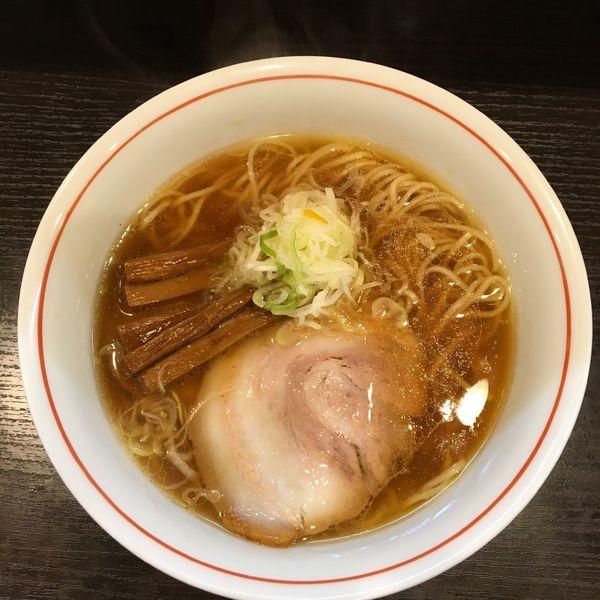 「醤油ラーメン」@らーめん颯人の写真