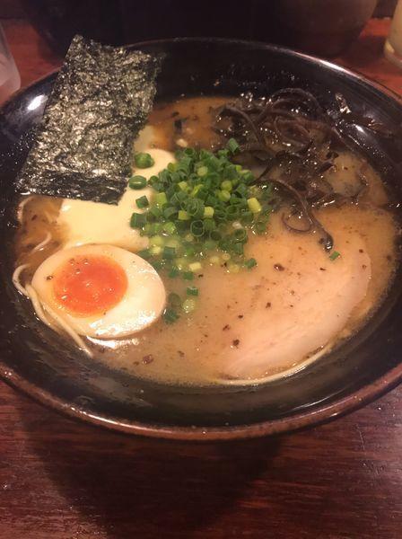 「熊本ラーメン」@麺屋 双喜の写真