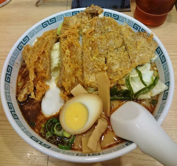 「五香肉麺 980円」@桂花ラーメン 渋谷センター街店の写真
