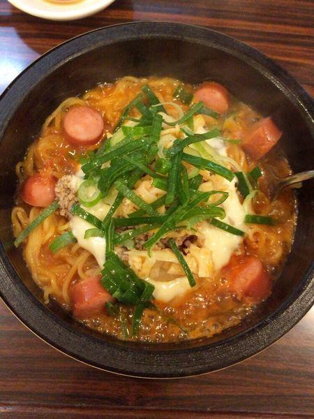 「焼きラーメン トマトチーズ」@スチームクック むしやの写真