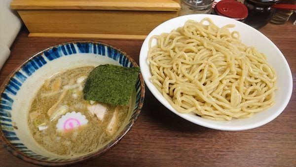 「煮番搾り(大・あつもり)」@つけめん 三三㐂の写真
