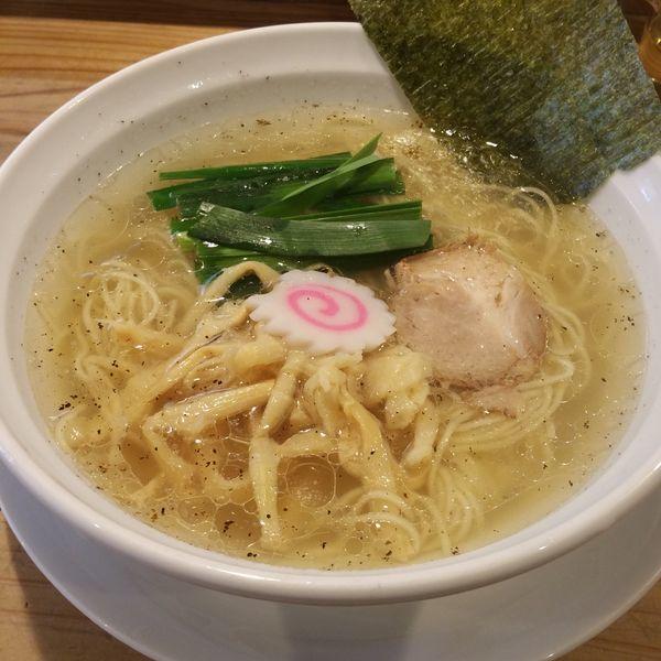「塩らー麺」@麺処 凪の写真