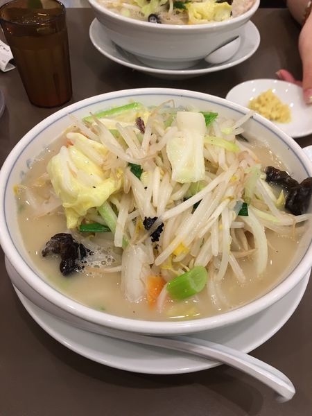「タンメン」@たんめん専門店 百菜の写真