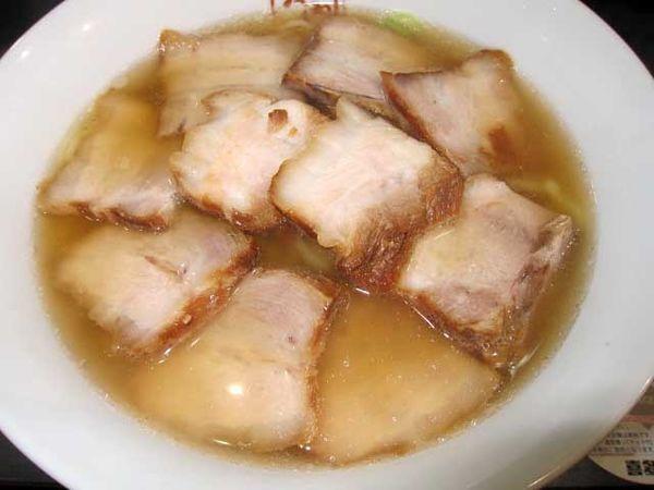 「喜多方焼豚麺 790円(特価)」@喜多方ラーメン 坂内 浅草店の写真