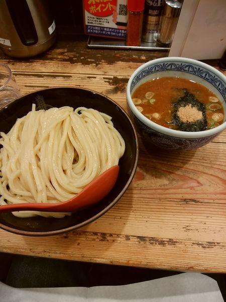 「つけ麺中盛」@つけ麺専門店 三田製麺所 田町本店の写真