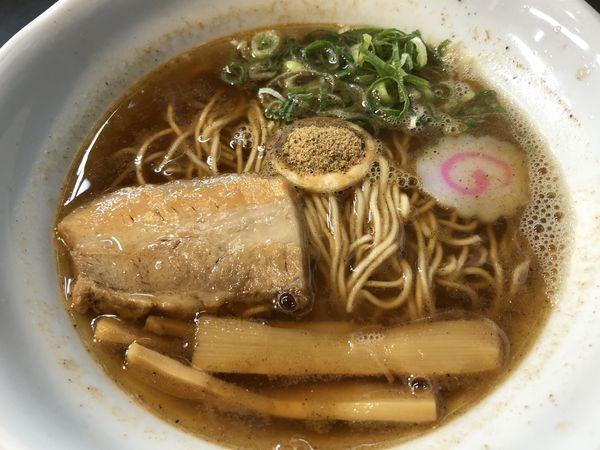 「天下らぁめん ¥780」@つけ麺 天下の写真