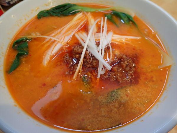「みそ担々麺」@三十六番の写真