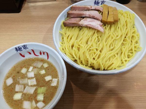 「つけ麺(特盛)」@麺家 いし川の写真