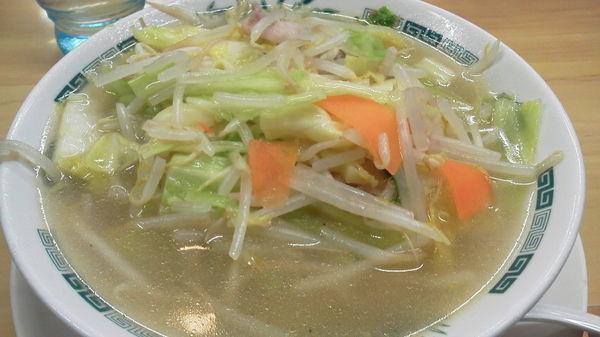 「野菜たっぷりタンメン 「500円」」@来来軒 大宮西口店の写真