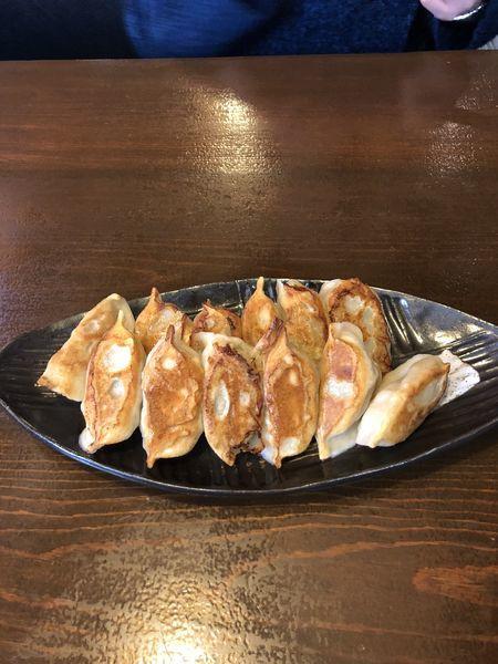 「薬膳 焼餃子(320円x2)」@和の中の写真