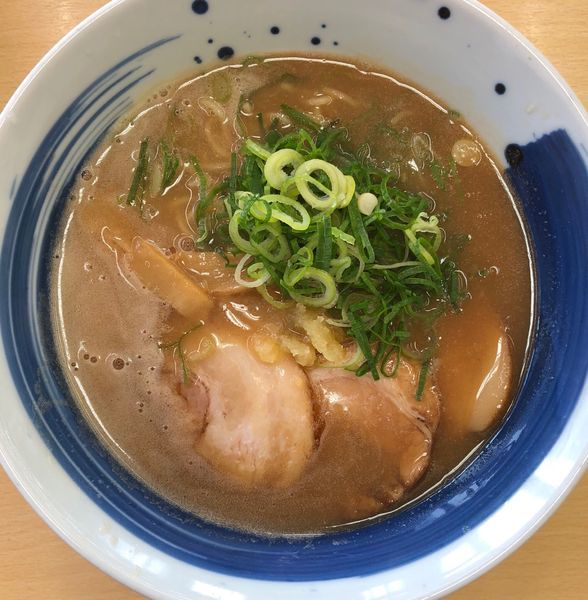 「こってりラーメン」@餃子の王将 西大路五条店の写真
