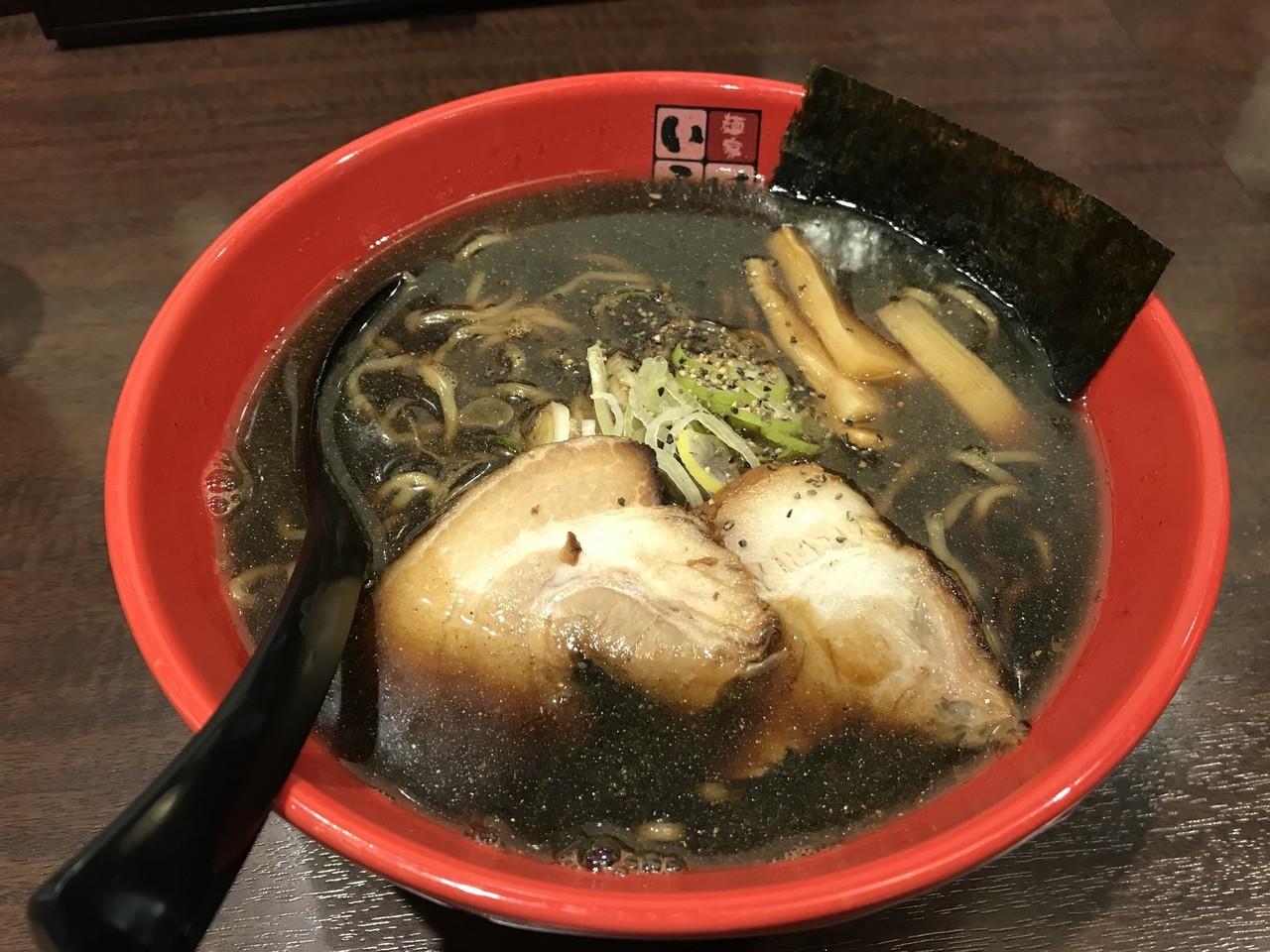 【秋葉原】22時以降も営業しているラーメン屋5選!真っ黒なスープの1杯に背脂チャッチャ系も