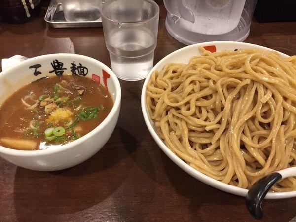 「つけ麺」@三豊麺 南方店の写真