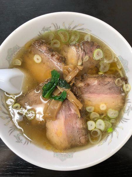 「チャーシュー麺」@仙成の写真