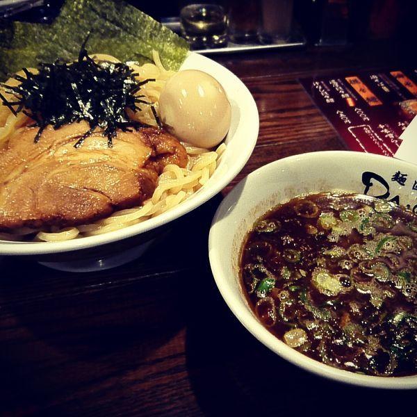 「特製つけ麺大盛」@麺匠 大悟 DAIGOの写真