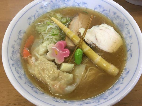 「新春限定 A 新春丸地鶏黄金」@MENYA 食い味の道有楽の写真