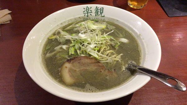 「煮干しらぁめん」@おだし専門店 アルス 南青山の写真