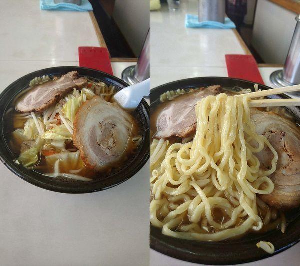 「限定『野菜チャーシューメン(¥950)』」@よしだやの写真